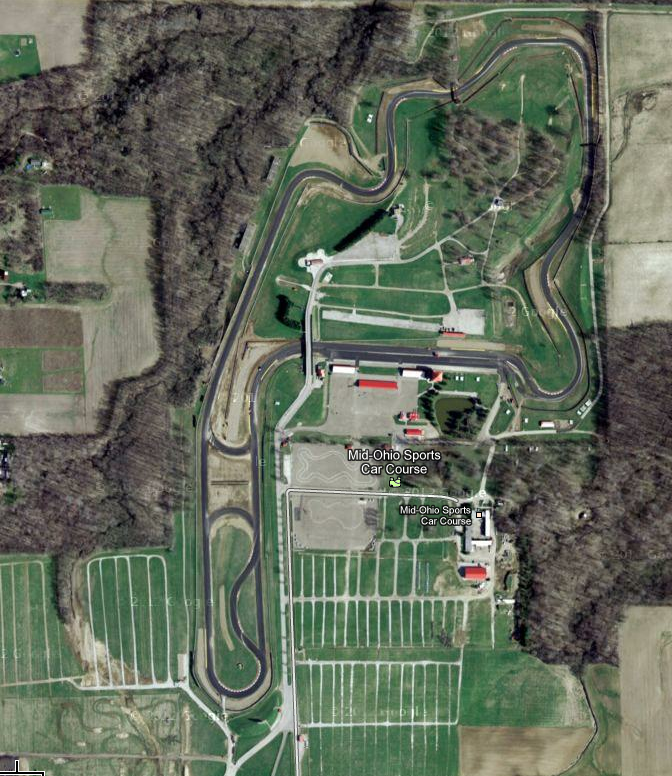 Mid Ohio Sportscar Course >> Time For Mid Ohio Sports Car Course
