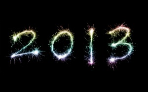 Happy New Year to Everyone!!