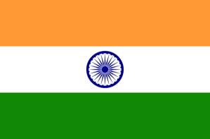 Indien-flagga1