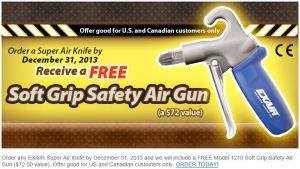 Air Gun Promo
