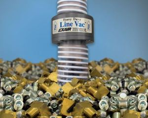 Heavy Duty Line Vac: Hardened Alloy Construction and High Performance