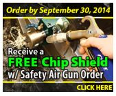 Free Chip Shield Promo