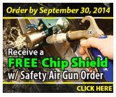 Free Chip Shield Promo