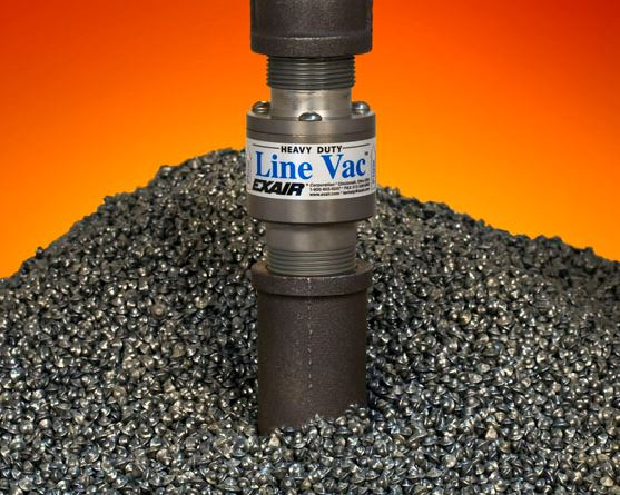 Heavy Duty Threaded Line Vac