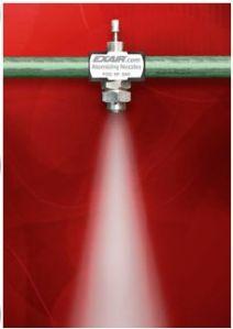 No Drip Atomizing Nozzle