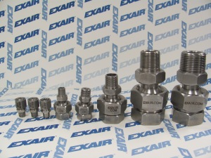 EXAIR's Swivel Fitting Family