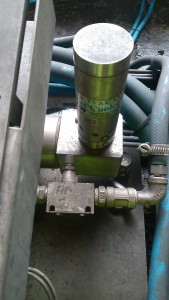 NEMA 4X Cabinet Cooler