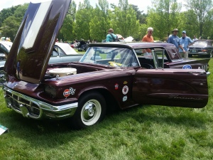 1960 Ford Thunderbird Nascar