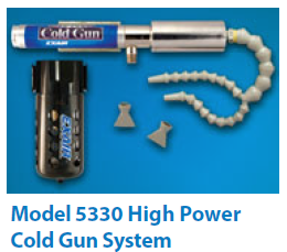 High Power Cold Air Gun