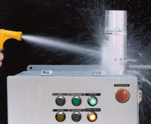 EXAIR NEMA Type 4 Cabinet Cooler System