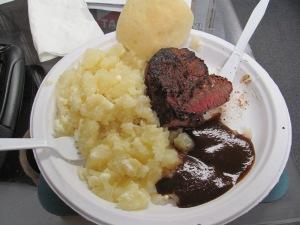 MMMmmmmmmm!!!!!    Steak!