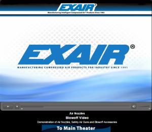 EXAIR Air Nozzles Video