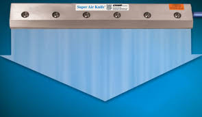 Continuous, even, fully adjustable curtain of air...EXAIR Super Air Knives come in lengths from 3 inches to 9 feet.
