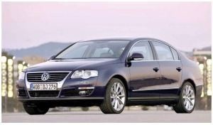 2007 Passat Stock Photo