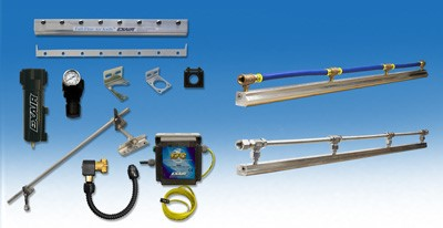 EXAIR has a comprehensive line of beneficial accessories for our Engineered Compressed Air Products.