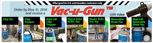 Vac-u-Gun Promo