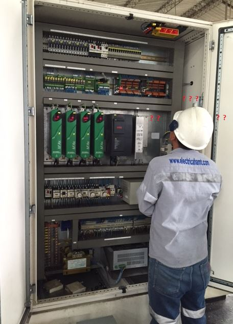 Overheating control panel for How to size an electrical panel