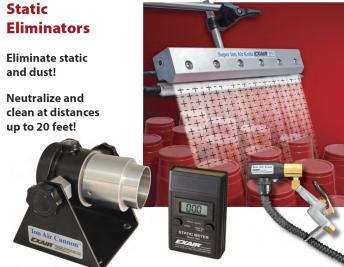 Static Eliminators