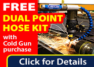 EXAIR's Cold Gun Promotion