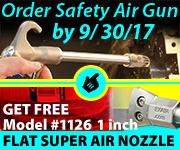 EXAIR's Safety Air gun Promotion