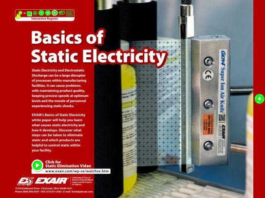 Basics of Static Electricity