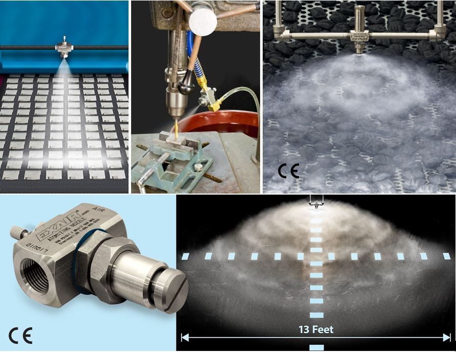 atomizing collage