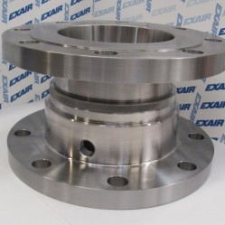 flanged air amplifier