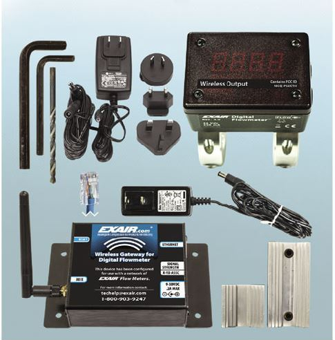 Digital Flow Meter Kit