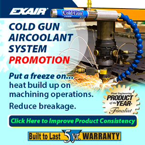 EXAIR Cold Gun Promotion
