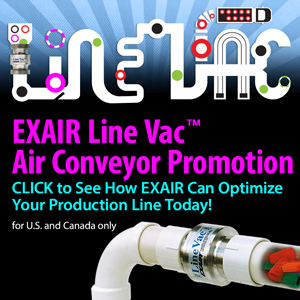 EXAIR Line Vac Promotion